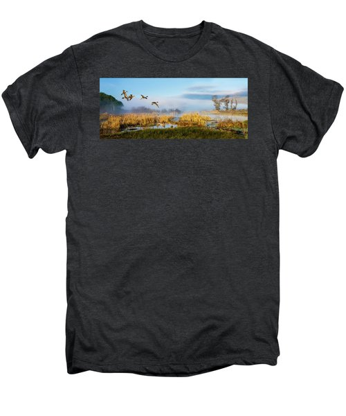 The Wetlands Men's Premium T-Shirt