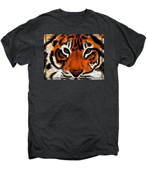 Tiger Eyes Men's Premium T-Shirt