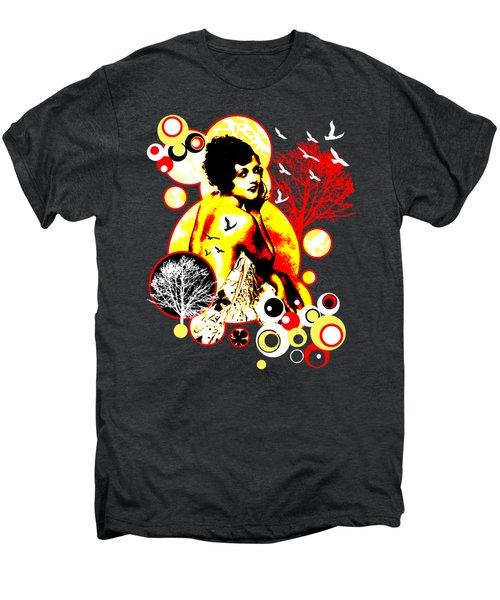 Timeless Flight Men's Premium T-Shirt by Chris Andruskiewicz
