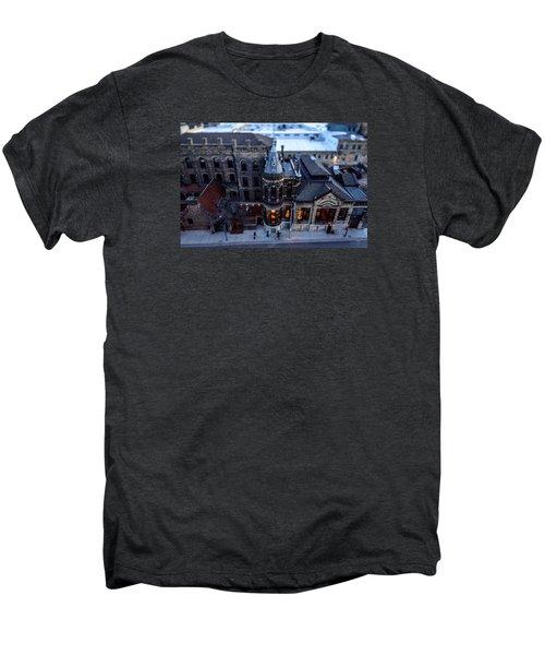 Tiny Pabst Castle Men's Premium T-Shirt