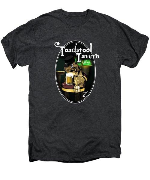 Toadstool Tavern  Men's Premium T-Shirt