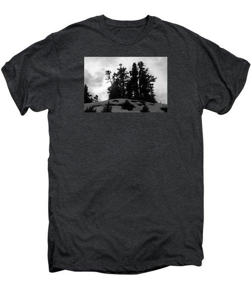 Trees Silhouettes Men's Premium T-Shirt