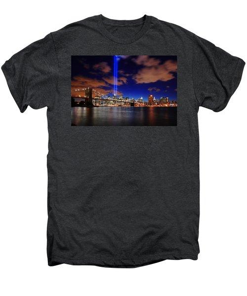 Tribute In Light Men's Premium T-Shirt