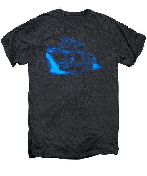 Trouble Upstream Men's Premium T-Shirt