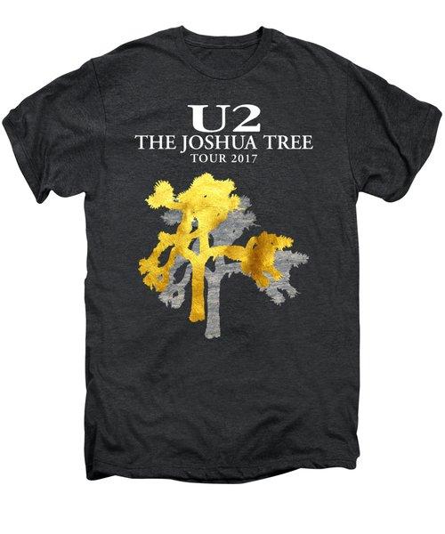 U2 Joshua Tree Men's Premium T-Shirt by Raisya Irawan