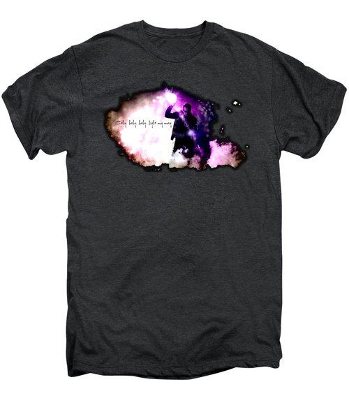Ultraviolet Men's Premium T-Shirt by Clad63