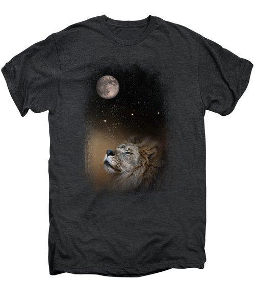 Under The Moon And Stars Men's Premium T-Shirt