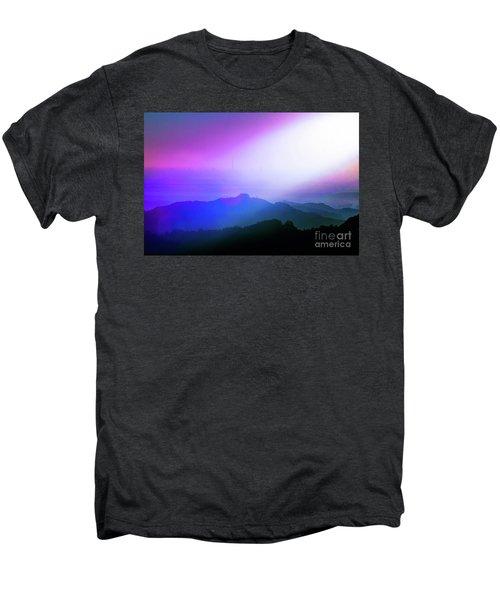 View Point Men's Premium T-Shirt by Tatsuya Atarashi