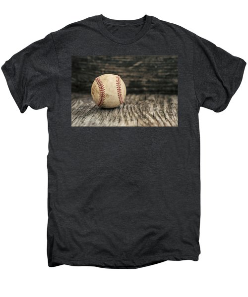 Vintage Baseball Men's Premium T-Shirt by Terry DeLuco