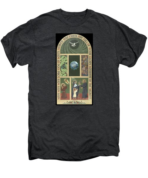 Viriditas - Finding God In All Things Men's Premium T-Shirt