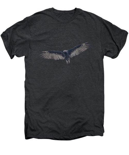 Vulture Over Olympus Men's Premium T-Shirt