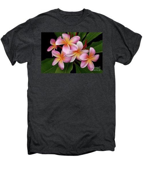 Wailua Sweet Love Texture Men's Premium T-Shirt