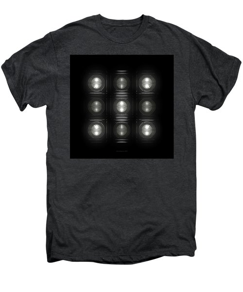 Wall Of Roundels 3x3 Men's Premium T-Shirt