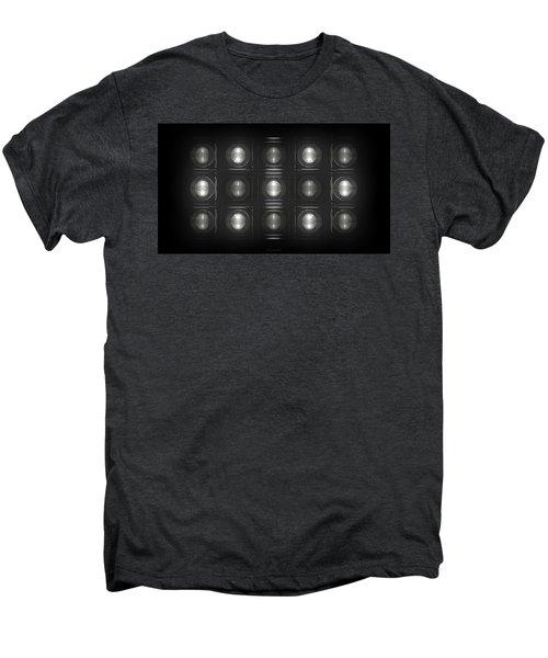 Wall Of Roundels - 5x3 Men's Premium T-Shirt