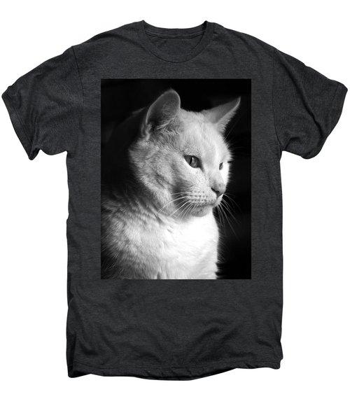 Watchful Men's Premium T-Shirt by Bob Orsillo