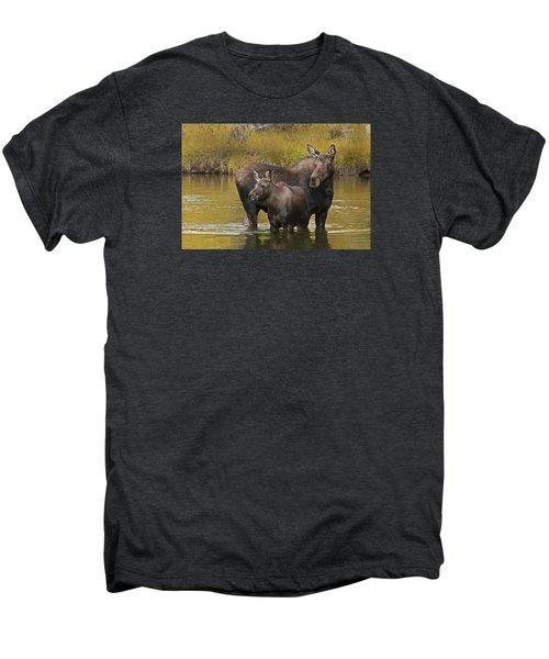 Watchful Moose Men's Premium T-Shirt