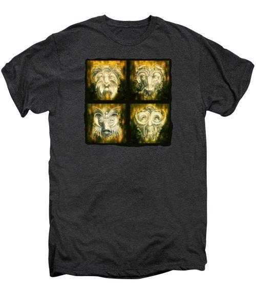 Wizard Rogue's Gallery Men's Premium T-Shirt