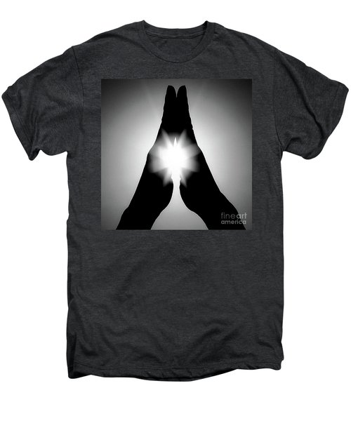 Yaoyorozu Inori Men's Premium T-Shirt