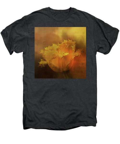 Yellow Flower Men's Premium T-Shirt