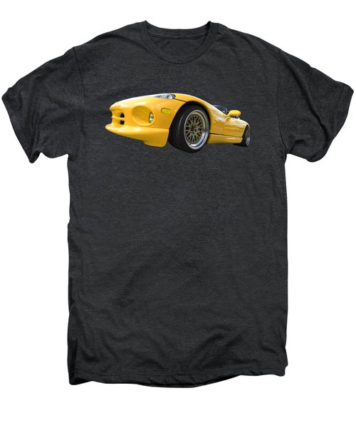 Yellow Viper Rt10 Men's Premium T-Shirt