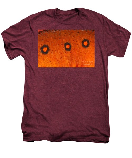 Skin Of Eastern Newt Men's Premium T-Shirt by Ted Kinsman