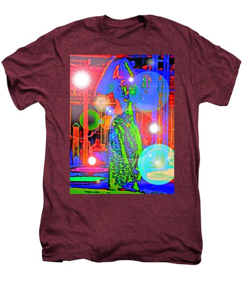 Belly Dance Men's Premium T-Shirt by Andy Za