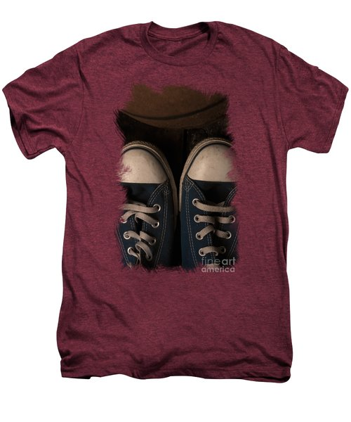 Time To Play Men's Premium T-Shirt by Eugene Campbell