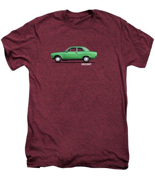 Escort Mark 1 1968 Men's Premium T-Shirt by Mark Rogan