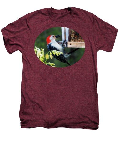 Hang In There Men's Premium T-Shirt by Anita Faye