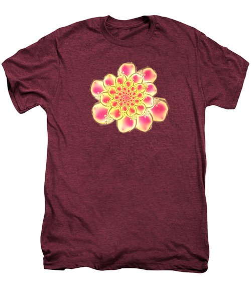 Lotus Men's Premium T-Shirt by Anastasiya Malakhova