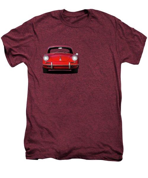 Porsche 356 Men's Premium T-Shirt by Mark Rogan