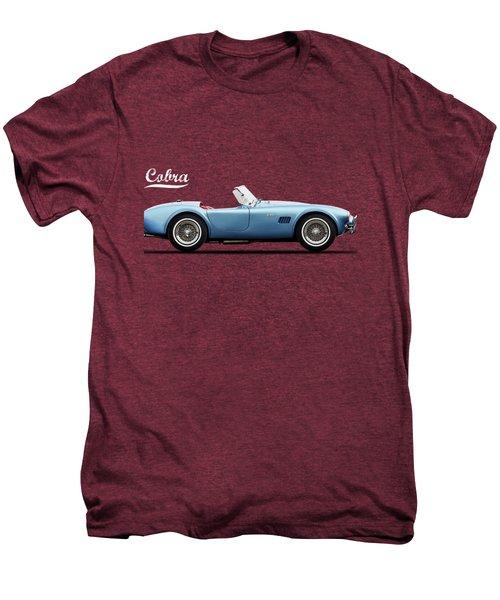 Shelby Cobra 289 1964 Men's Premium T-Shirt by Mark Rogan
