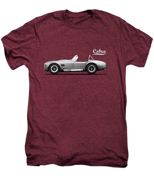 Shelby Cobra 427 Sc 1965 Men's Premium T-Shirt by Mark Rogan