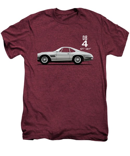 The Db4gt Jet Men's Premium T-Shirt by Mark Rogan
