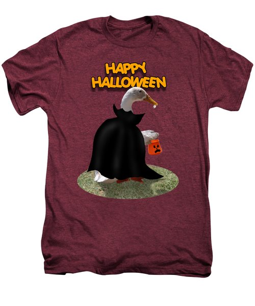 Trick Or Treat For Count Duckula Men's Premium T-Shirt by Gravityx9  Designs