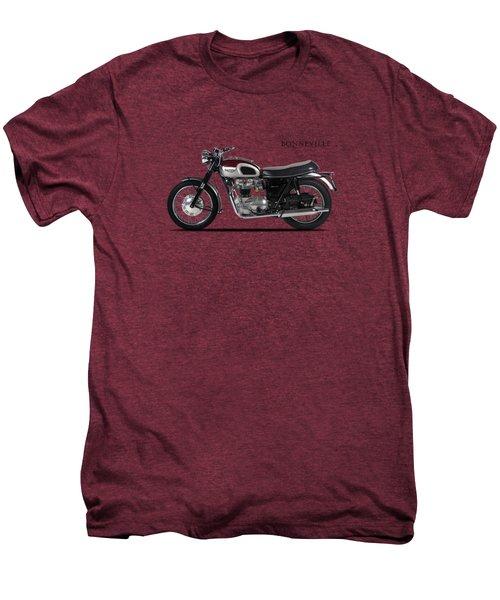 Triumph Bonneville 1968 Men's Premium T-Shirt by Mark Rogan
