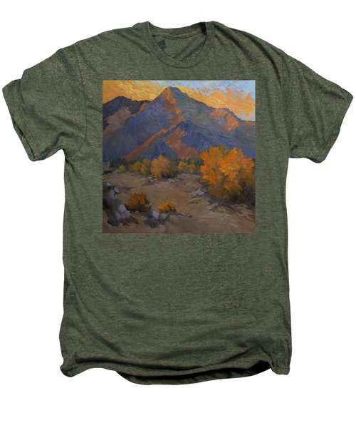 A Golden Sky Men's Premium T-Shirt