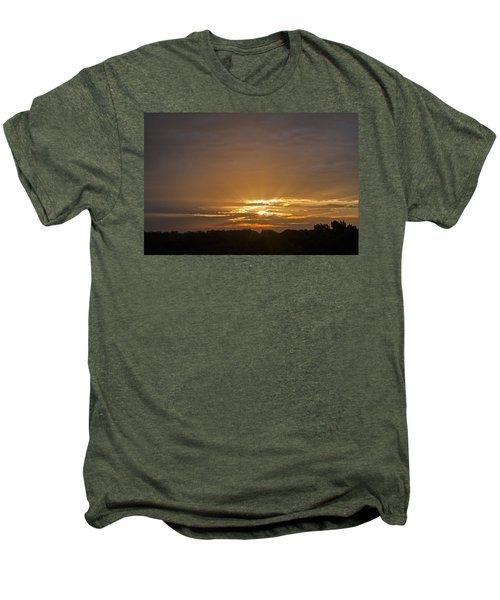 A New Day - Sunrise In Texas Men's Premium T-Shirt