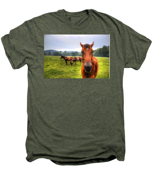A Starring Horse 2 Men's Premium T-Shirt