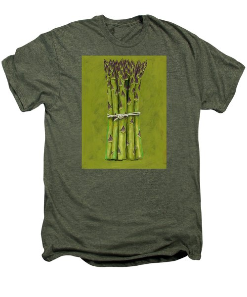 Asparagus Men's Premium T-Shirt by Brian James