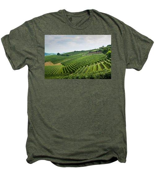 Barolo Men's Premium T-Shirt by Alex Lapidus