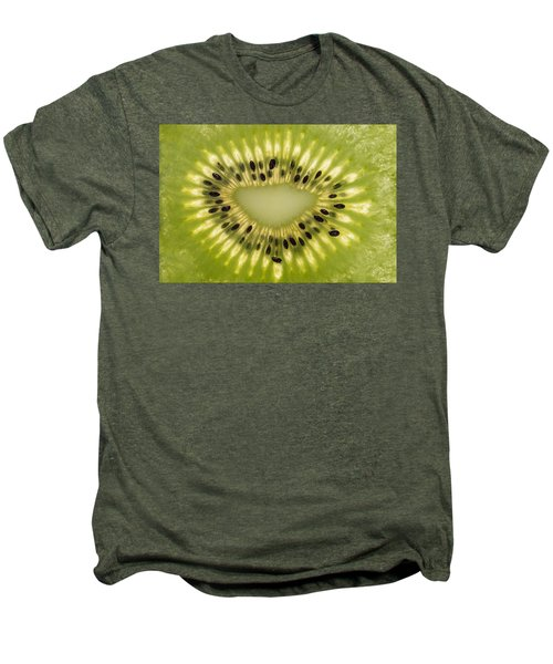 Kiwi Detail Men's Premium T-Shirt