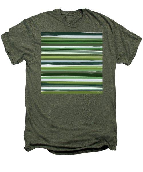 Summer Of Green Men's Premium T-Shirt by Lourry Legarde