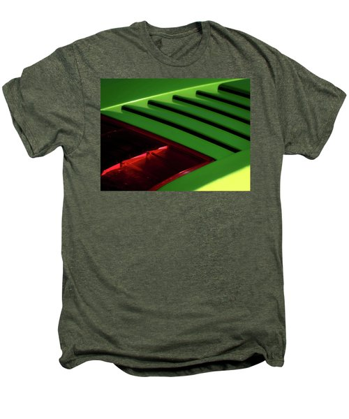 Lime Light Men's Premium T-Shirt by Douglas Pittman