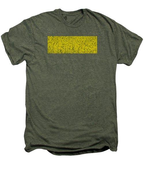 Yellow Men's Premium T-Shirt