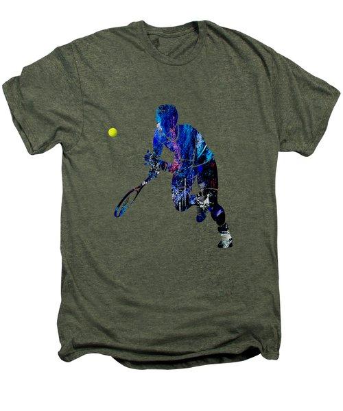 Mens Tennis Collection Men's Premium T-Shirt