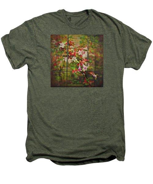 Abelia Coming Through Men's Premium T-Shirt by Bellesouth Studio