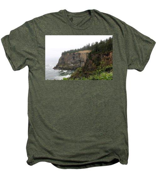 Along The Oregon Coast - 8 Men's Premium T-Shirt