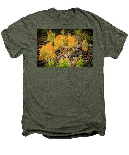 Autumn In The Uinta Mountains Men's Premium T-Shirt
