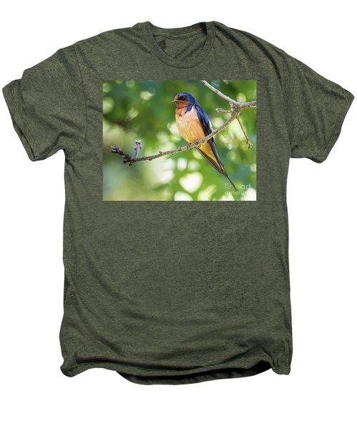 Barn Swallow  Men's Premium T-Shirt